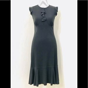 Vintage Esprit Black Dress